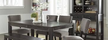 Elegant Or Casual Dining Room Sets Walker Furniture - Furniture dining room tables