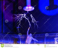 Domain Light Show Blue Purple Light Lighting Picture Image 97221595