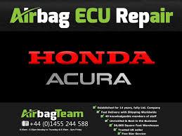 new honda accord crz crv insight acura srs airbag module ecu reset repair