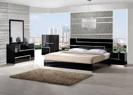 contemporary style furniture. Black Bed Contemporary Style Furniture