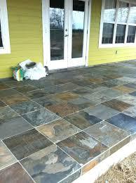 porch floor tiles gallery of tile installations photos of floor