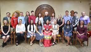 2016-'17 Cherokee Nation Tribal Youth Council sworn into office | News |  tahlequahdailypress.com