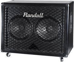 2x12 Speaker Cabinet Randall Thrasher 2x12 Guitar Speaker Cabinet Samash