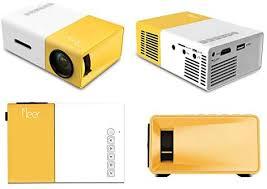 <b>Mini</b> Projector, Meer <b>YG300</b> Portable Pico <b>Full</b> Color LED <b>LCD</b> ...