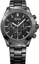 "hugo boss watches men s boss watches watch shop comâ""¢ mens hugo boss ikon ceramic chronograph watch 1513197"