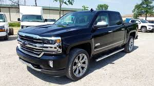 All Chevy chevy 1500 high country : 2017 Chevy Silverado 1500 High Country - Jet Black - Full Review ...