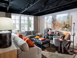 Hgtv Basement Designs