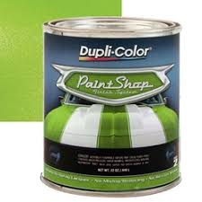 Dupli Color Paint Shop Finishing System Sublime Green Pearl Bsp208