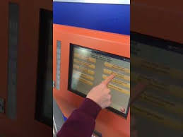 Nj Transit Ticket Vending Machines Simple Task 48 NJ Transit Ticket Vending Machine YouTube