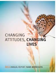 CHANGING ATTITUDES, CHANGING LIVES
