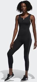 <b>Комбинезон</b> с нашивками для фитнеса Adidas 38552634 - Shopsy