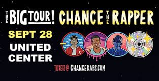 United Center Seating Chart Adele Chance The Rapper September 28 2019 United Center