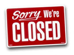 Image result for we closed for memorial day sign 2017