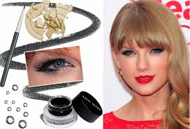 taylor swift eye makeup tips taylor swift ama 2016