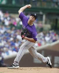 Peter Lambert dominates, setting franchise strikeout mark in a debut as  Rockies beat Cubs – Boulder Daily Camera