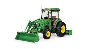 studio image of 4066r pact utility tractors