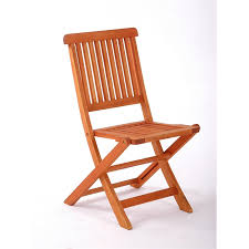 mimosa somerset folding timber chair