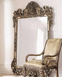 floor mirror. Rembeau Floor Mirror