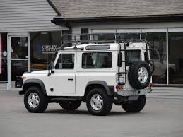 1997 land rover defender 90. 1997d90swalpinewhite3 1997 land rover defender 90 o