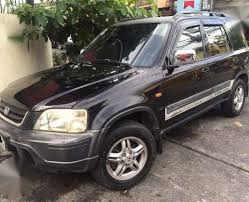 Clean honda crv 2007 model, buy and drive, no accidental records, call for inspection. Honda Crv 2000 Black At For Sale 181972