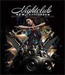 club flyer templates club flyer templates club flyer template 19 download in vector eps