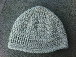 Crochet Winter Hat Pattern Mesmerizing A Quick Crocheted Hat Tutorial