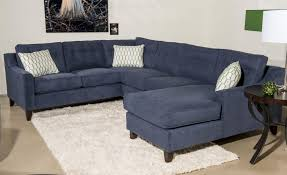 Navy Blue Sectional Sofa And Also Attractive Navy Blue Sectional Sofa (View  14 of 20