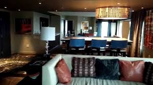 Skyline Marquee Suite  The MGM Grand Las Vegas Review YouTube - Mgm signature 2 bedroom suite floor plan