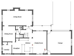 Arranging Living Room With Open Floor Plans  MidCityEastFamily Room Floor Plan