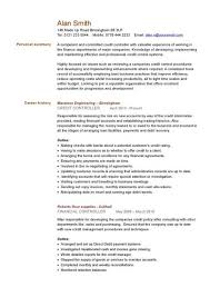 financial cv template  business administration  cv templates    bookkeeper cv  credit controller cv
