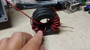 Efhw Antenna Design Efhw End Fed Half Wave Antenna Higher Power Using 52 Mix Ferrite