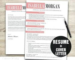 Modern Resume Cover Letters Template Resume Cover Letter Cover Letter Samples Download Free