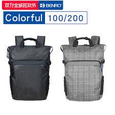 <b>Benro Colorful 100</b> 200 shoulder camera bag micro single SLR ...
