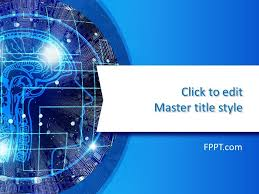 Free Machine Learning Powerpoint Template Free Powerpoint
