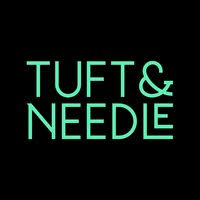 tuft andamp needle logo. tuft \u0026 needle logo andamp a