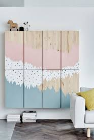 ikea art ideas for large blank walls apartment therapy