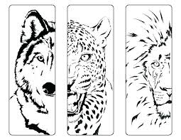 Bookmark Coloring Pages Free Printable Coloring Bookmarks Provadia Info