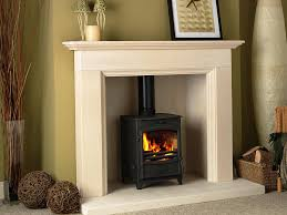 log burner fireplace design ideas for traditional living room complete with rustic contemporary decoration objects