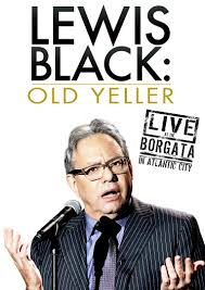 dvd review lewis black old yeller entertainmenttell lewis black old yeller