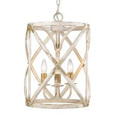 patrice 3 light lantern pendant