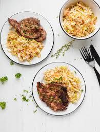 how to cook pork shoulder steak recipe