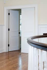 master badroom open door