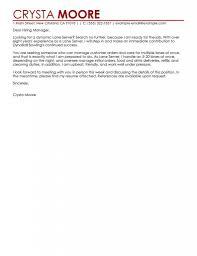 Cover Letter For Server Server Cover Letter Sample Banquet Example
