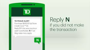 how to use your td credit card features payment methods td canada trust