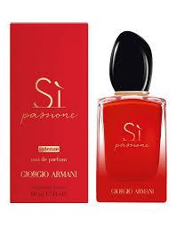 Giorgio <b>Armani Si Passione Intense</b> Eau De Parfum | MYER