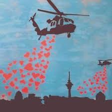 Napalm (<b>Can't Beat That</b> Feeling) -- <b>Banksy</b> | • <b>Banksy</b> Street Art in ...