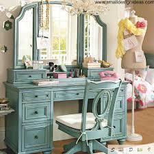 Bedroom Vintage Makeup Desk Vintage Metal Vanity Vintage Makeup