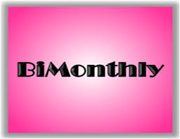 Twice A Month Biweekly Or Bimonthly Lets Just Be Clear