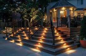 outdoor deck lighting ideas. Outdoor Deck Lighting Ideas Pictures Unique Solar Step Lights 15 For Every