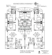 2 Story 4 Bedroom Floor Plans Elegant Kerala Single Floor House Plans House  Plan And Elevation In Kerala
